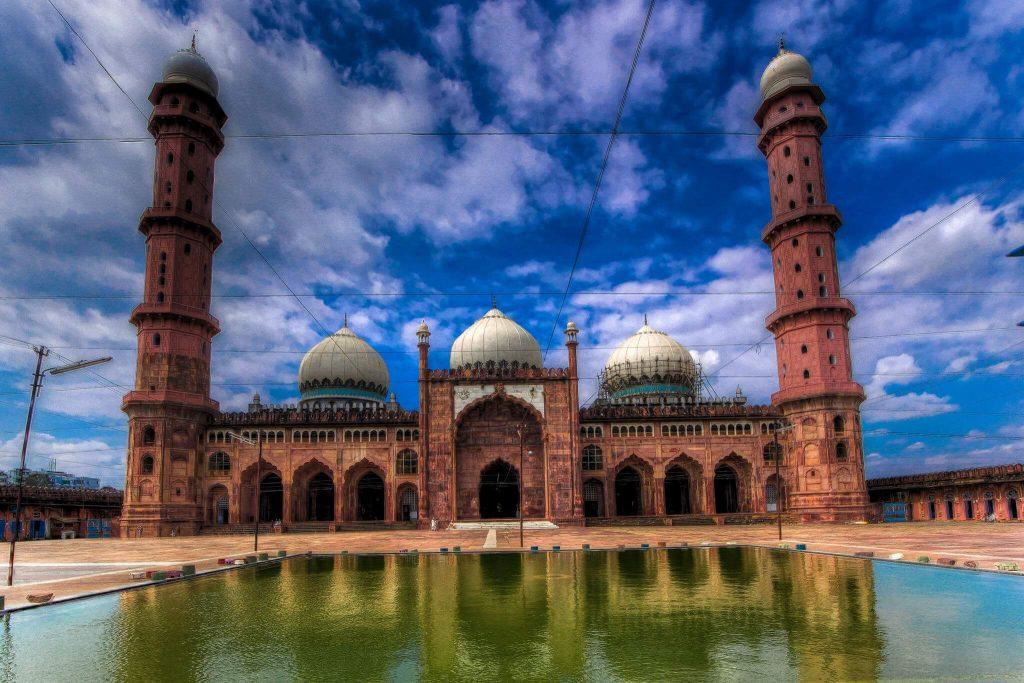 Taj-ul-Masjid MP