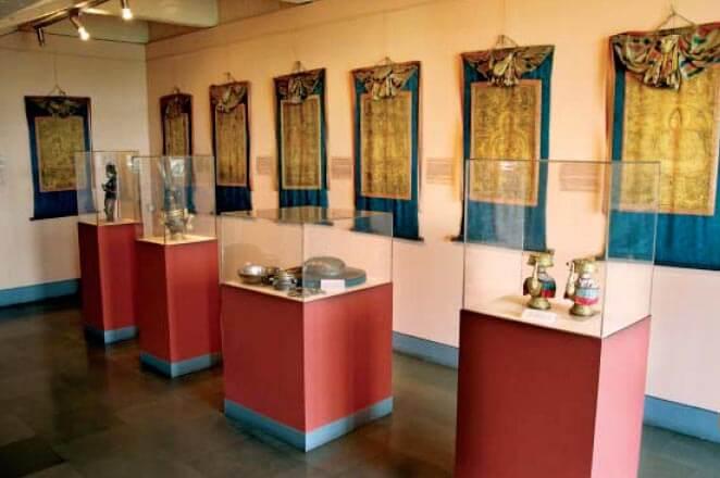 Tibet House Museum Delhi