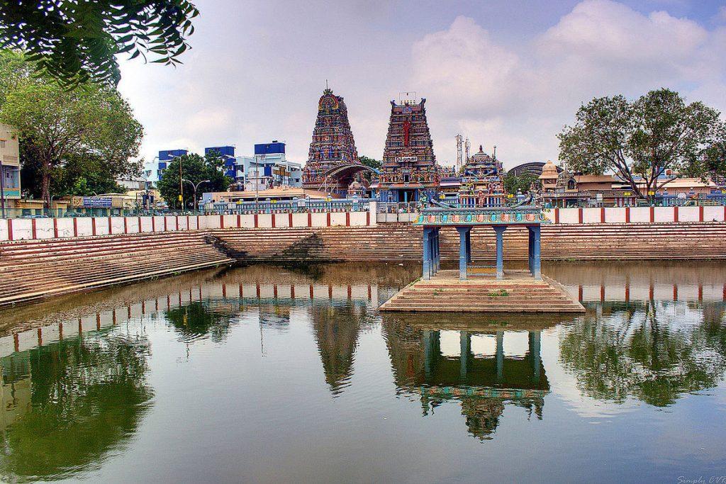 Vadapalani Temple Chennai